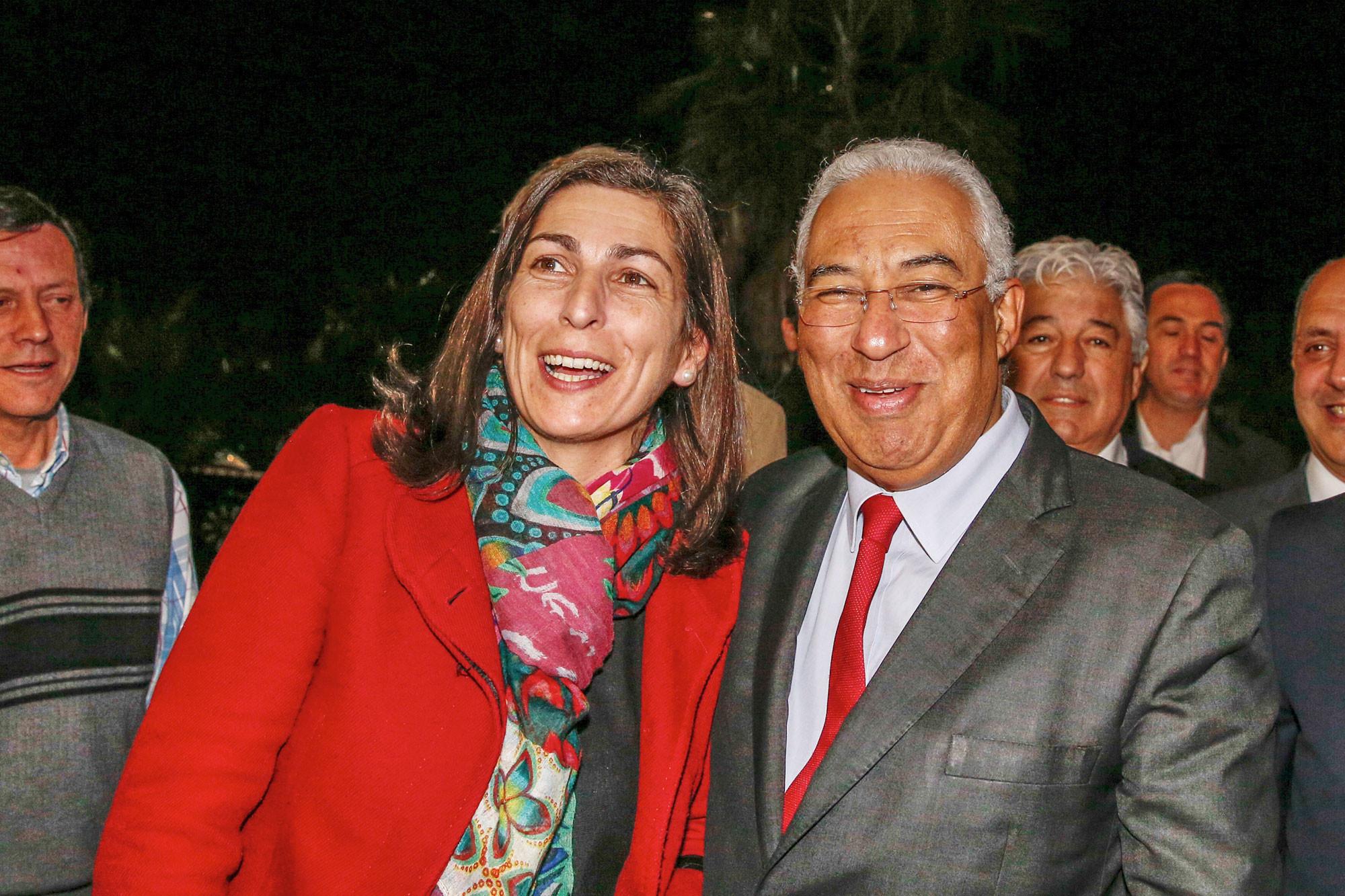 Ana Catarina Mendes reeleita secretária-geral adjunta do PS