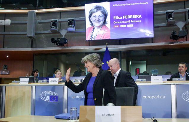 Elisa Ferreira confirmada como comissária europeia