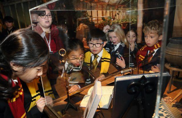 """Harry Potter – The Exhibition"": A magia chega a Lisboa em novembro 1"