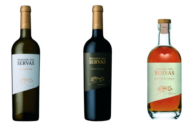 Herdade das Servas: Novos vinhos e outra imagem