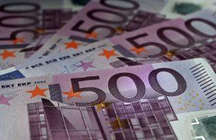 Notas de 500 euros começam a 'desaparecer' no domingo mas mantêm o seu valor