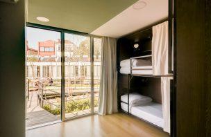 O beliche é chique: como os millennialsestão a redefinir a decoração dos hotéis de luxo