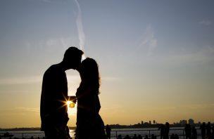 O quam suavis, o espírito e o beijo