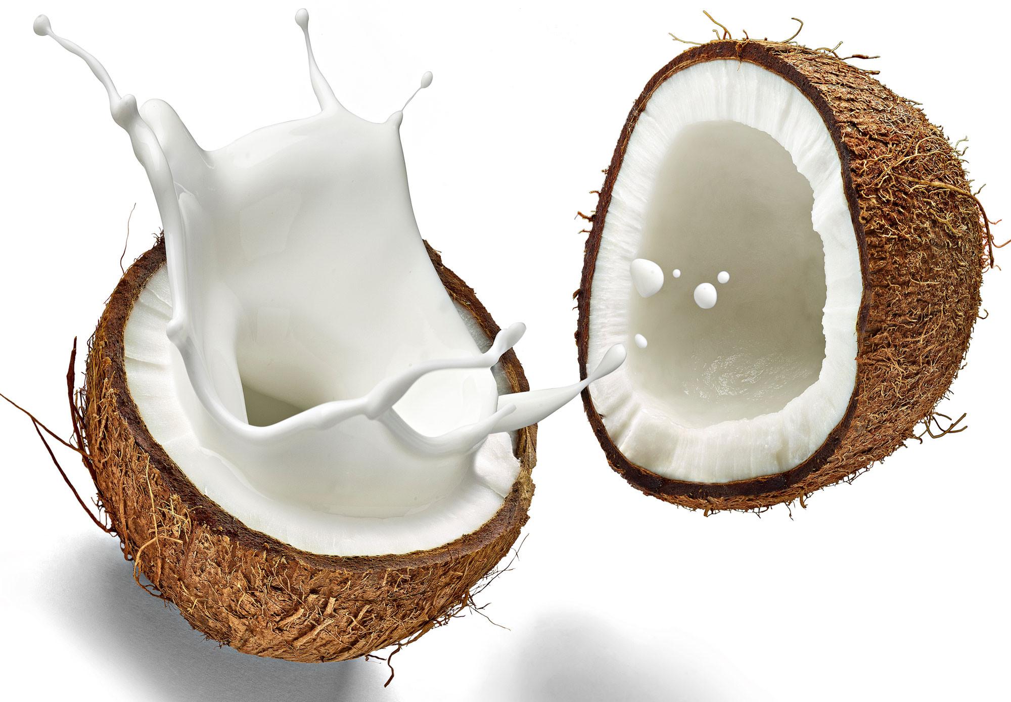 Óleo de coco: Pode não ser