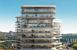 Portugueses compram apartamentos de quatro milhões no Infinity 4