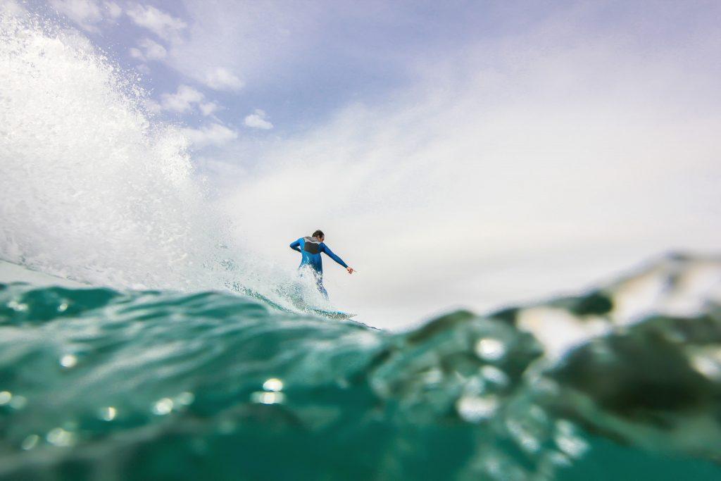 Visão Quem Faz Surf Em Portugal