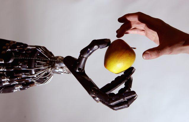 Robôs, para que vos queremos?