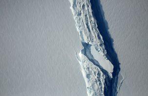 Soltou-se da Antártida o icebergue gigantesco que os cientistas observavam há meses