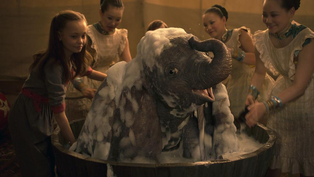 Vencedores do passatempo para a antestreia de 'Dumbo'