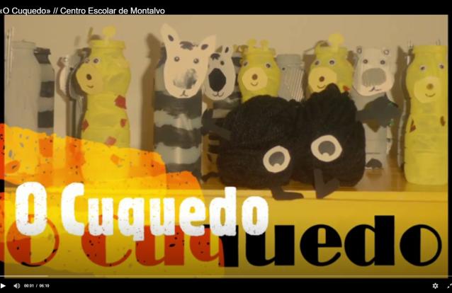 Vídeo: No Centro Escolar de Montalvo, em Constância, fez-se campanha por dois livros diferentes