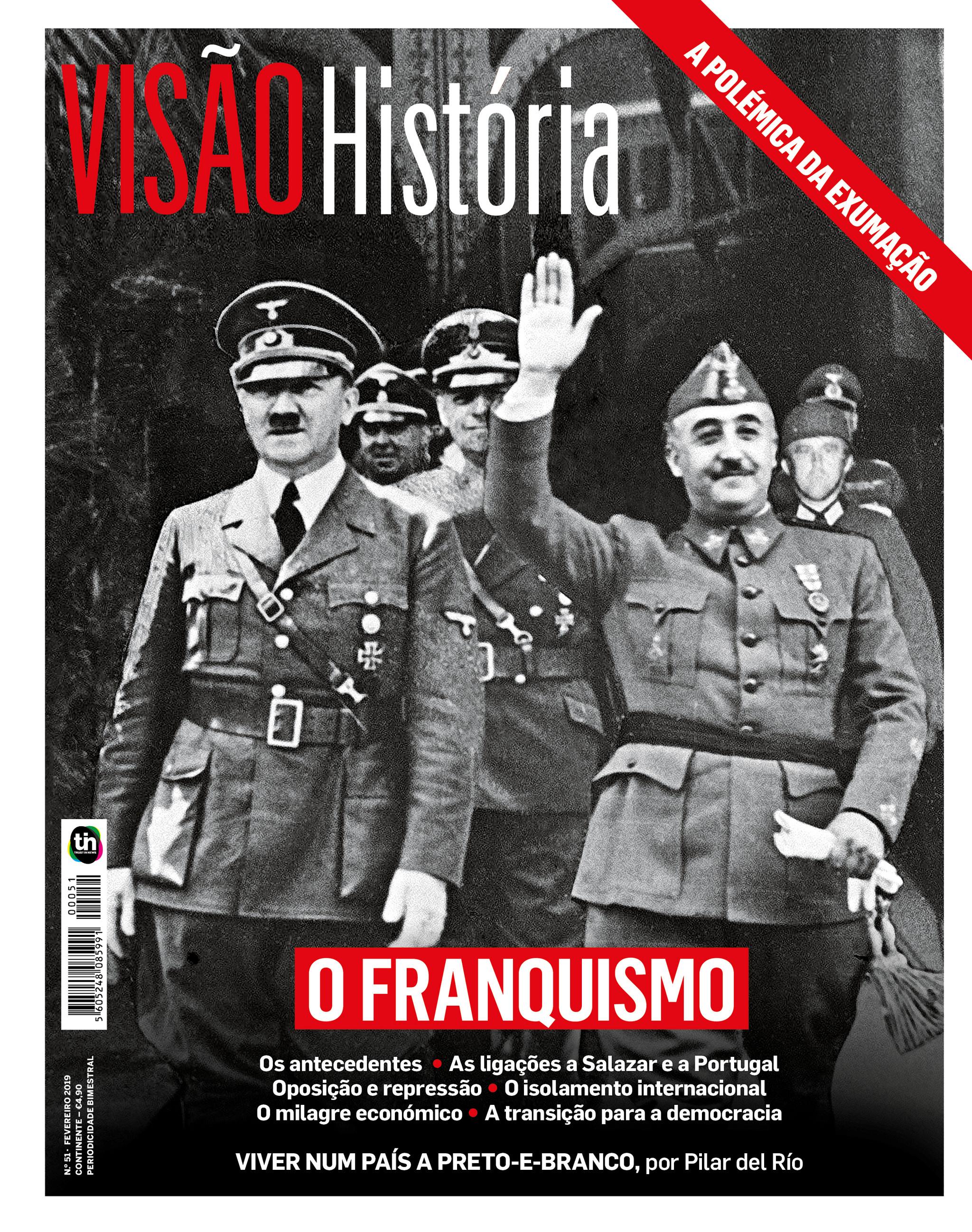VISÃO História sobre o franquismo