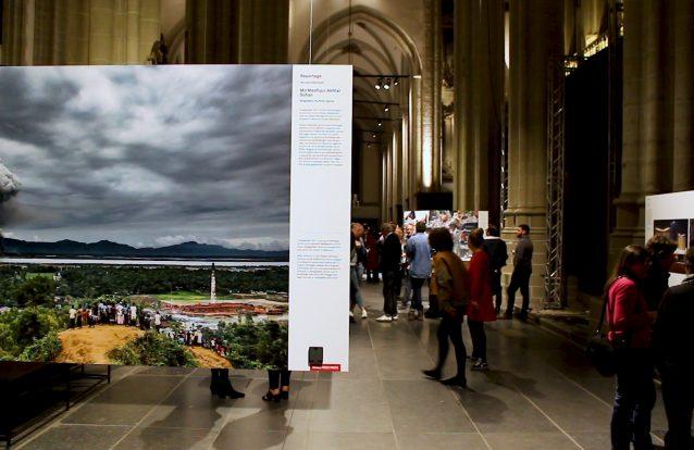 Visita guiada ao World Press Photo pela mão do diretor de exposições