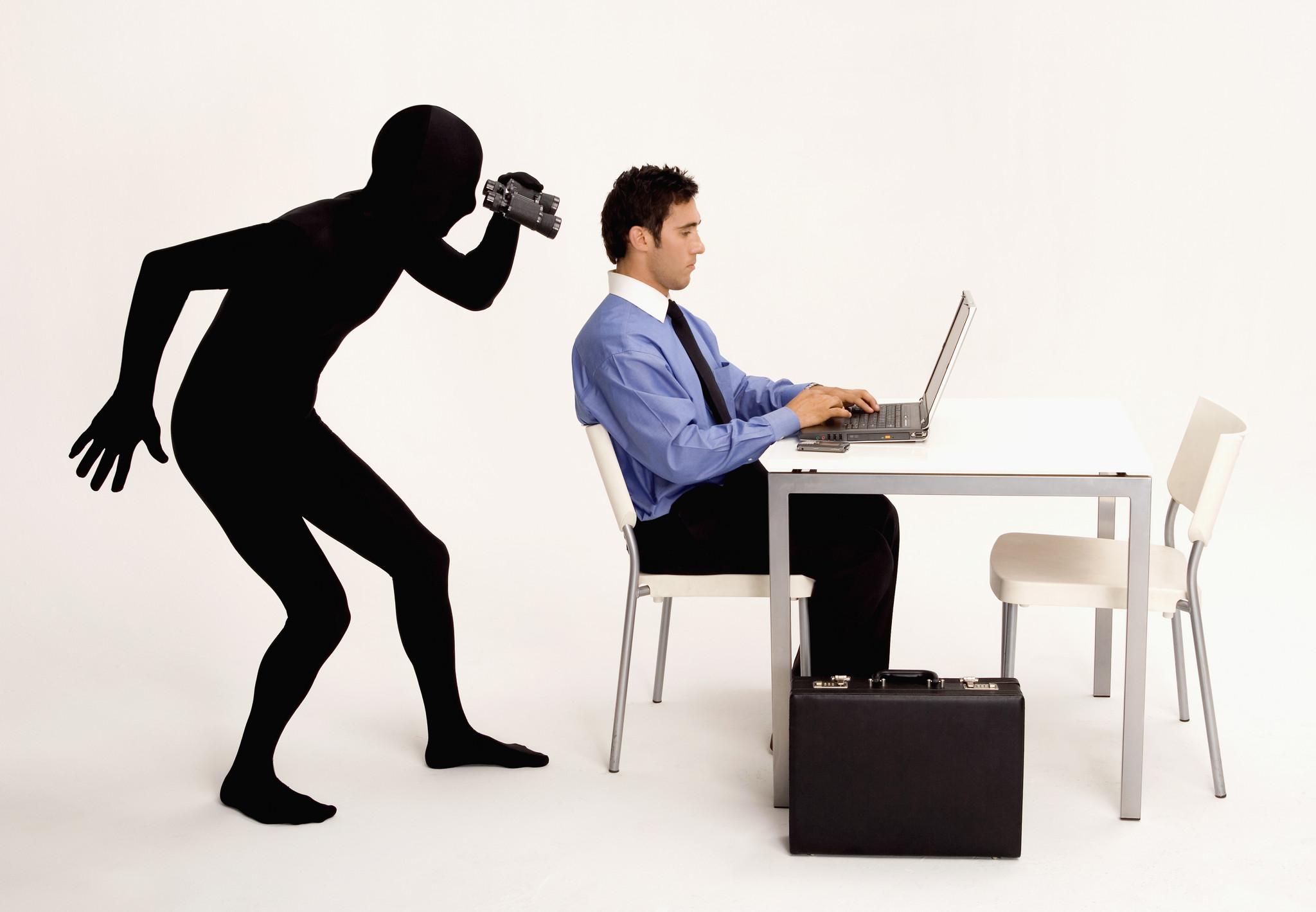 vigilância trabalho