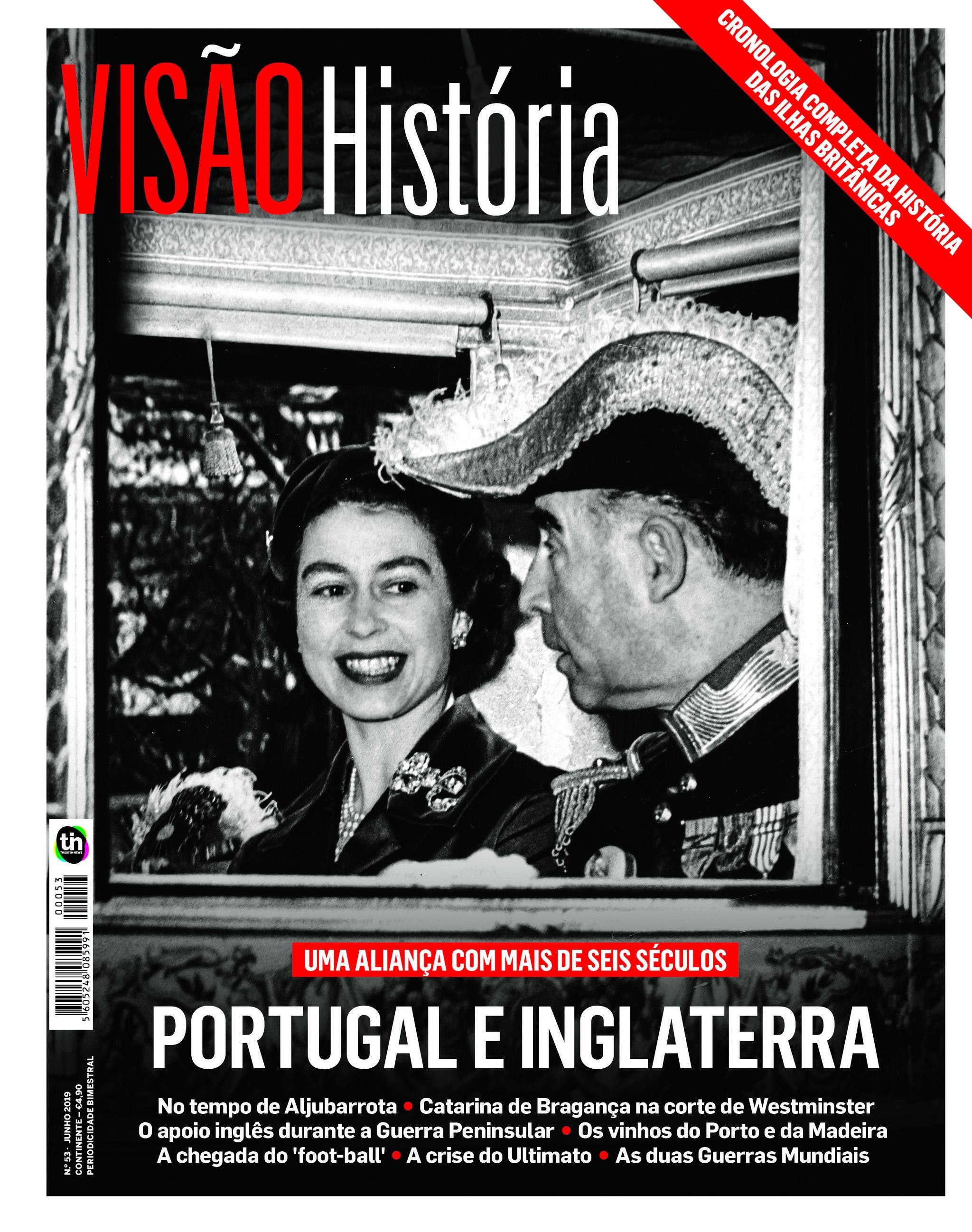 Portugal e Inglaterra