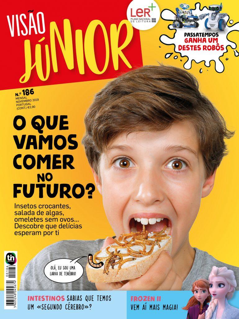 VISÃO Júnior de novembro 9