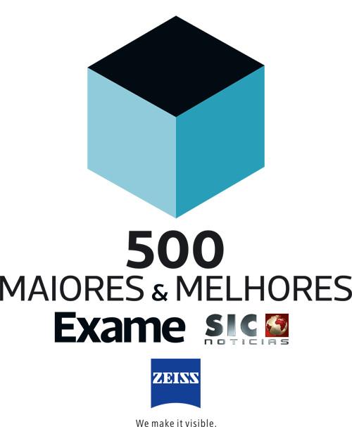 Logo 500 melhores