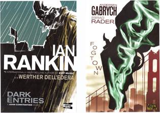 Criminosos e de como são escritos: Quatro títulos da coleção policial