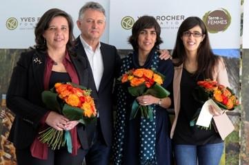 Marta Pinto: a portuguesa que já plantou 19 060 árvores