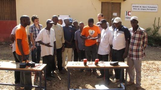 Projeto português leva energia renovável à Guiné-Bissau