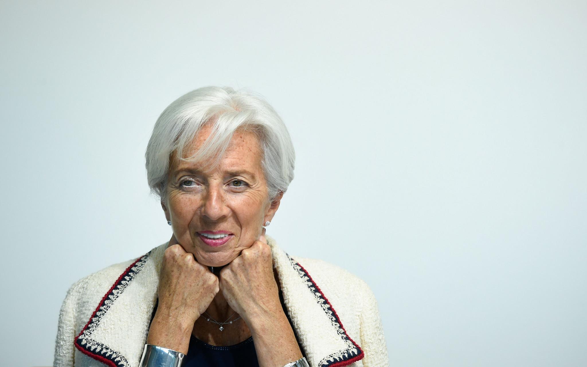 A (difícil) missão de Lagarde no BCE: convencer a Alemanha a gastar