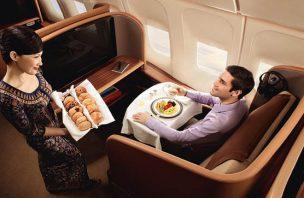 As companhias aéreas com as primeiras classes mais luxuosas 8