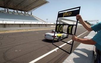 Corrida a pé no Autódromo do Estoril
