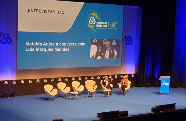 "Marques Mendes: ""Costa fez uma 'santanice'"""