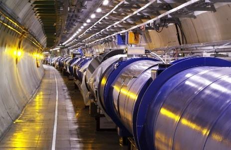A Chi-b (P3) foi pela primeira vez vista no LHC
