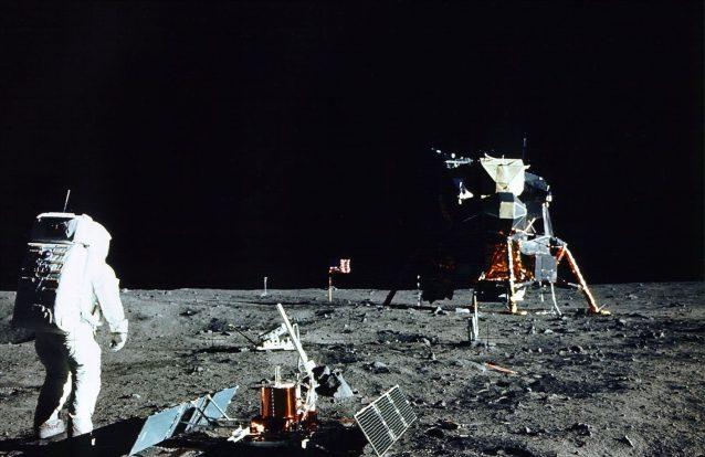 MIssão tripulada Lua