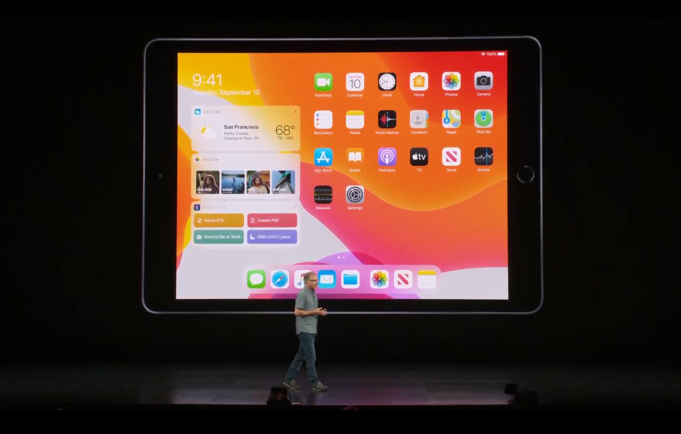 Novo iPad | Sétima geração