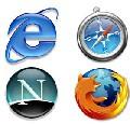 Produtores de browsers estabelecem novos parâmetros de validação de sites
