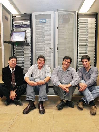 Supercomputador da Universidade de Coimbra ajuda à investigação