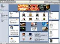 iTunes com filmes na Alemanha