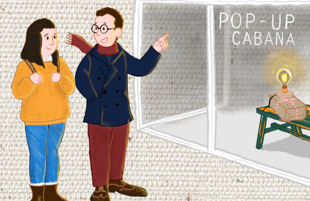 Pop-Up Cabana, em Lisboa: Nesta loja temporária há presentes originais, com descontos