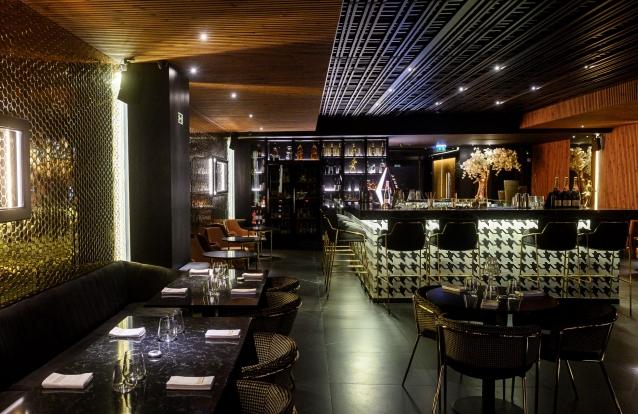 O restaurante D'Avenida, no Porto, aposta nos sabores do mar e nos produtos ibéricos