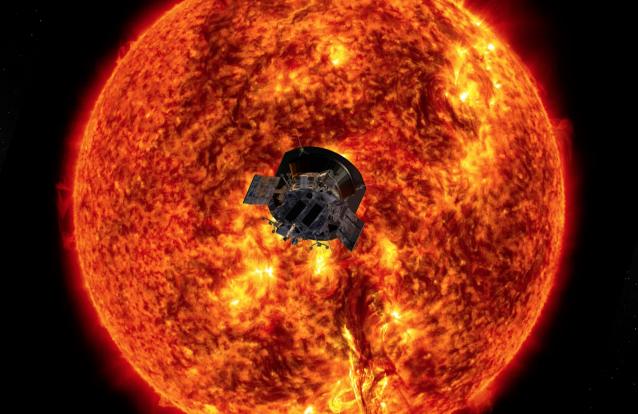 Sonda da NASA entra pela primeira vez na atmosfera do Sol e já enviou notícias de lá