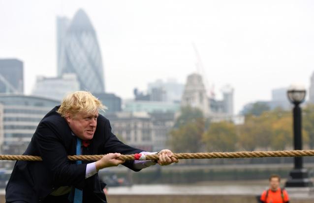 Boris, o populista todo-poderoso