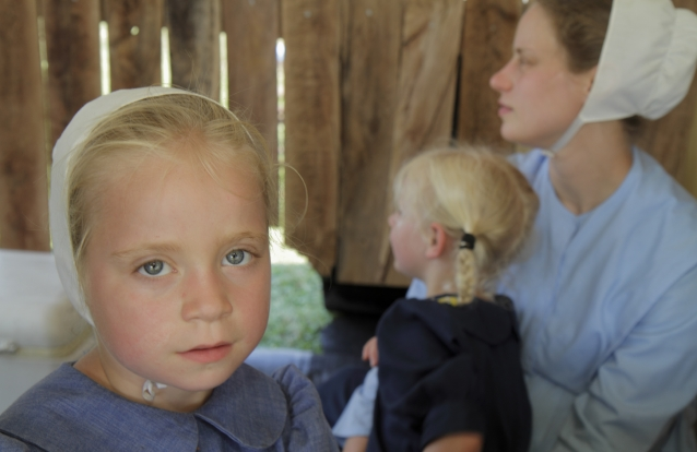 A 'maldição' dos Amish pode vir a salvar crianças em todo o mundo