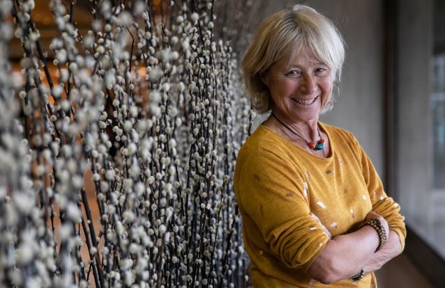 """Christine Janin: """"A minha medicina é a medicina da alma. É esse o remédio do Evereste. Exercitamos o corpo, mas também tratamos da alma"""""""