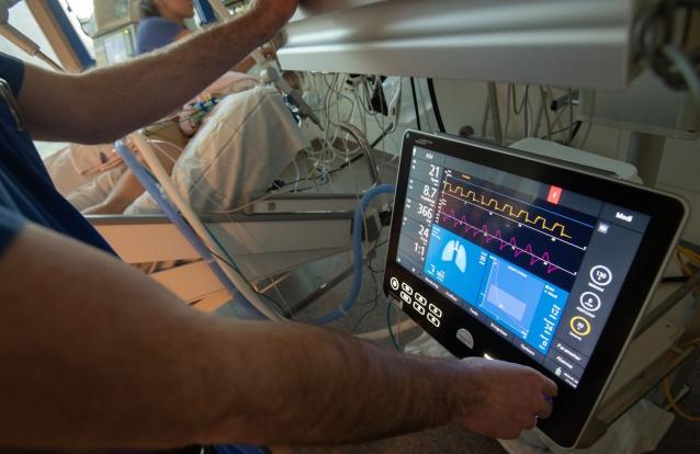 Inteligência Artificial prevê quais os pacientes que precisarão de ventiladores