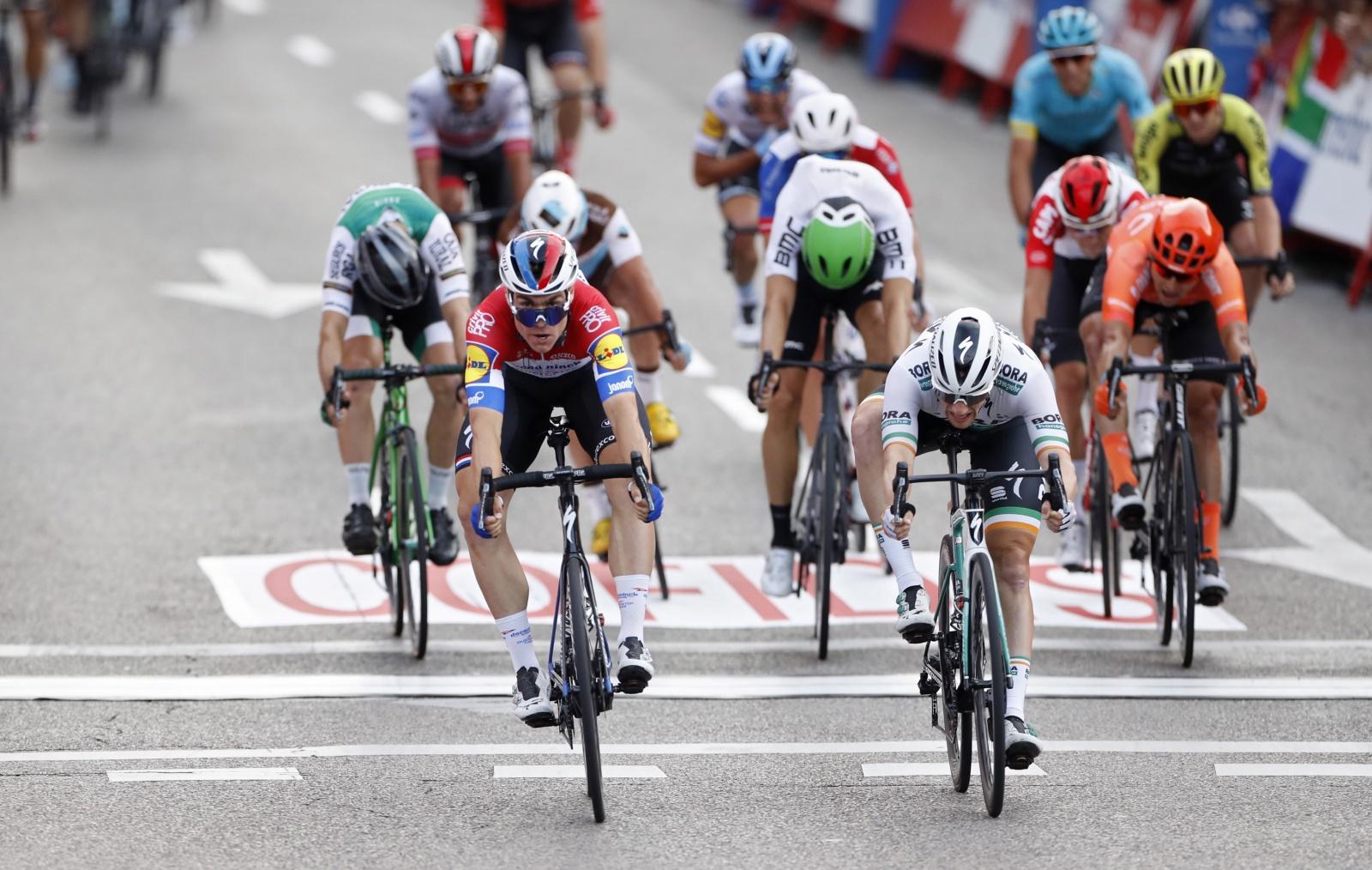 Visão | Covid-19: Volta à Espanha terá 18 etapas e já não passará ...