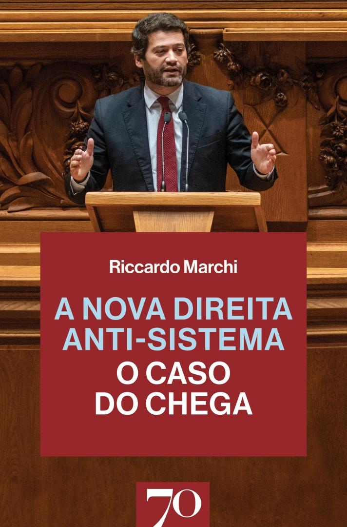 O novo livro do investigador Riccardo Marchi, estudioso das direitas radicais portuguesas
