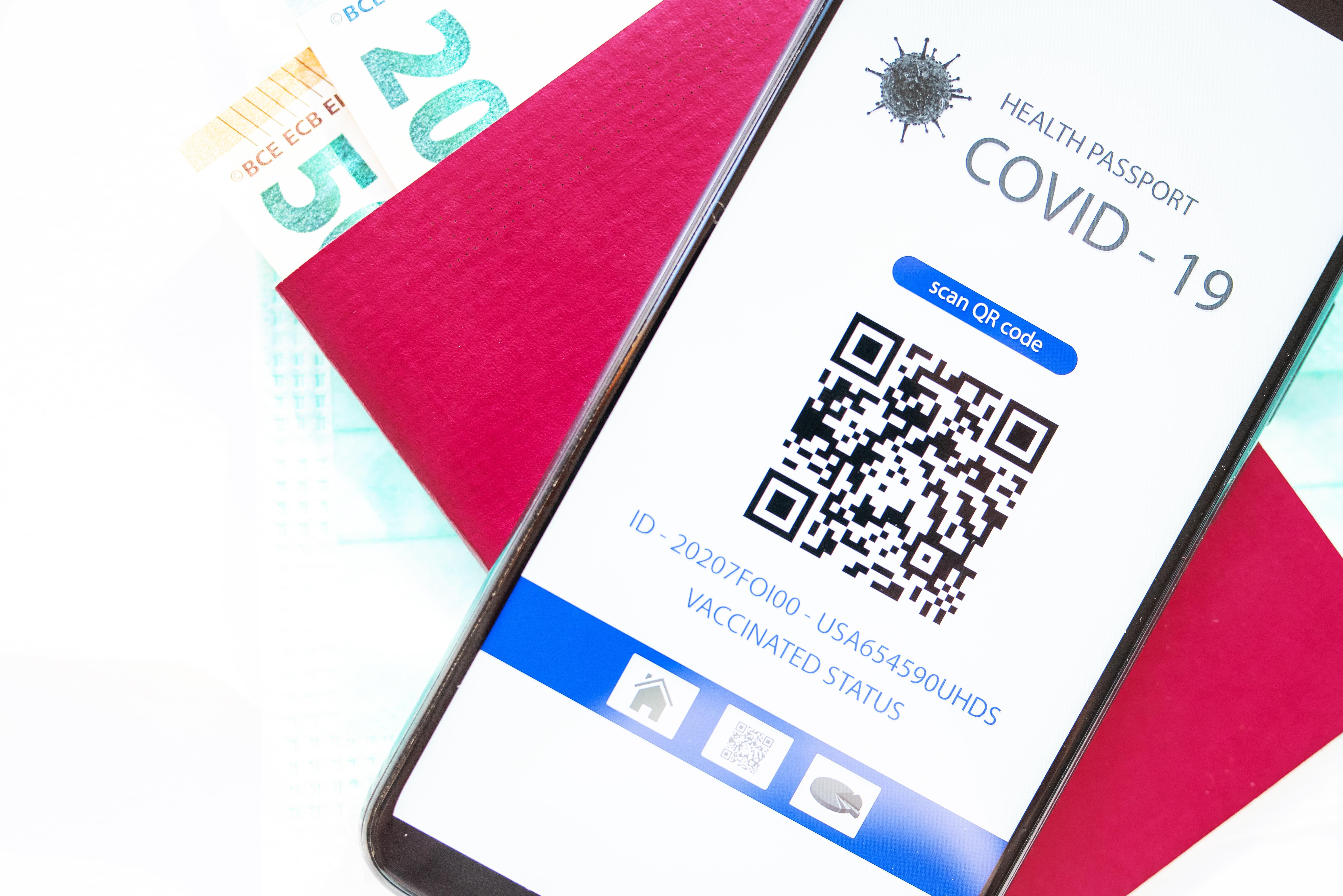 Visao Passaporte Digital De Vacinacao Covid Nao Pode Haver Cidadaos De Primeira E De Segunda