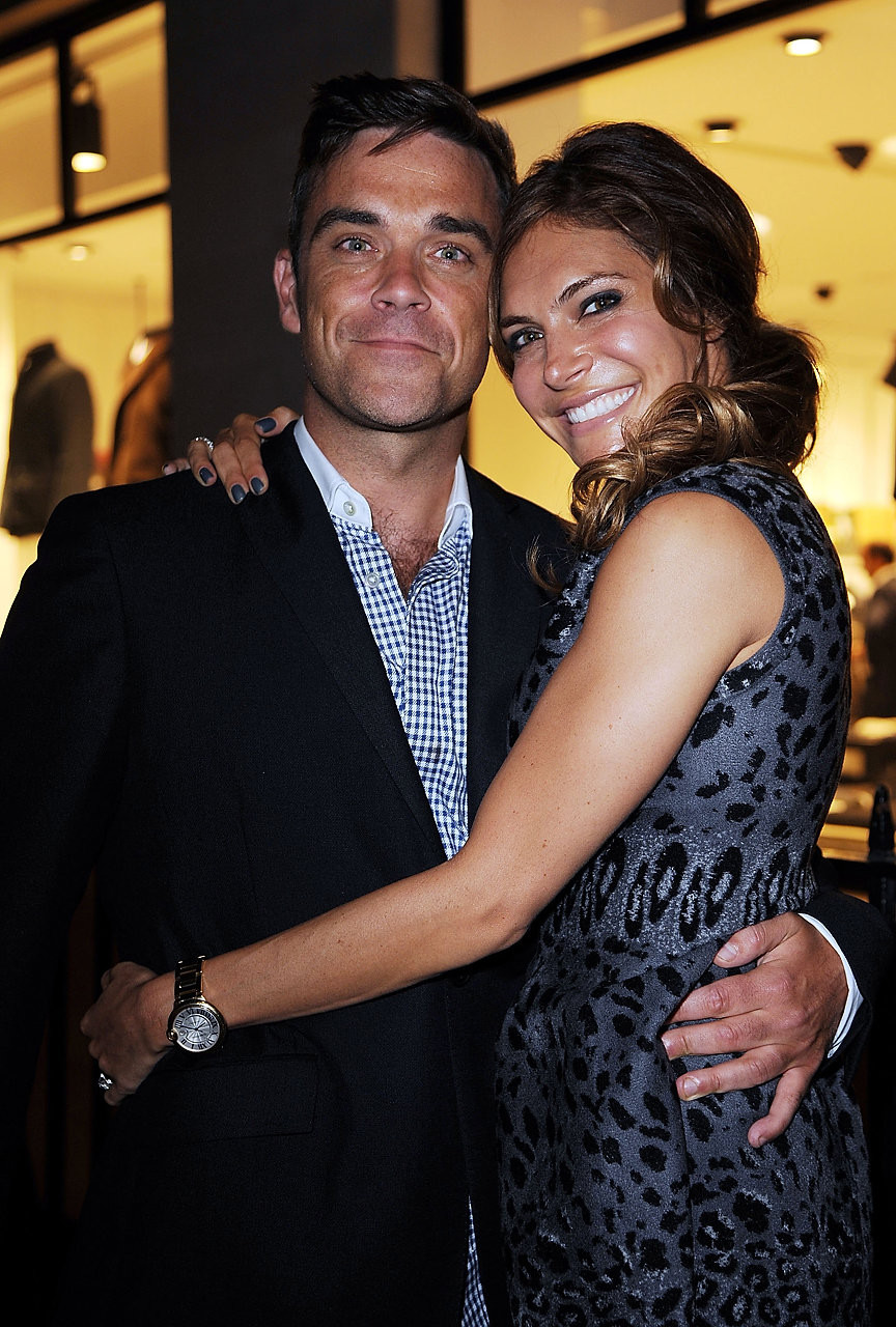 Robbie Williams e Ayda Field.JPG