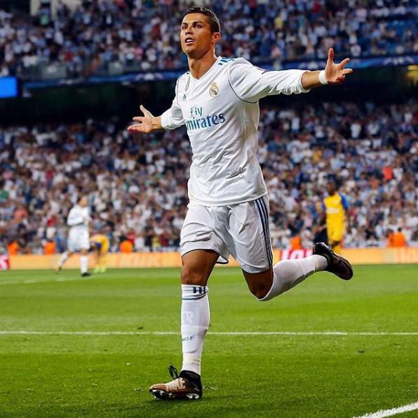 Cristiano Ronaldo - golo