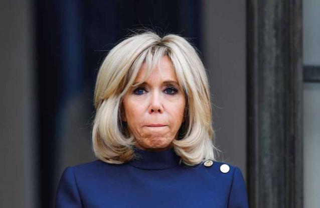 Caras Brigitte Macron Uma Manipuladora Diz Nova Biografia Nao Autorizada