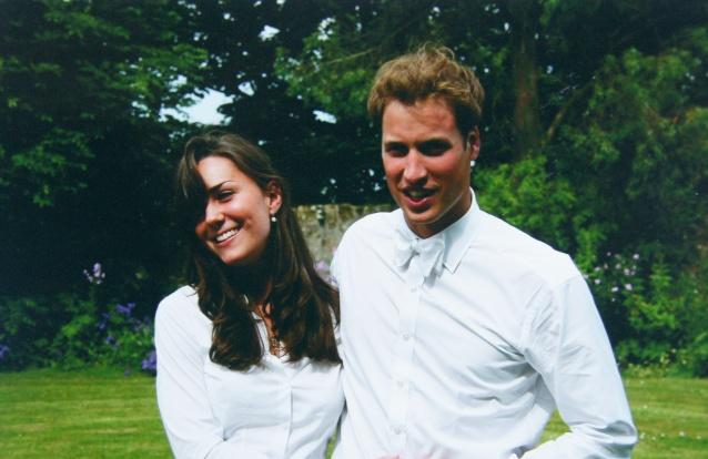 William e Kate fizeram pacto secreto em 2007