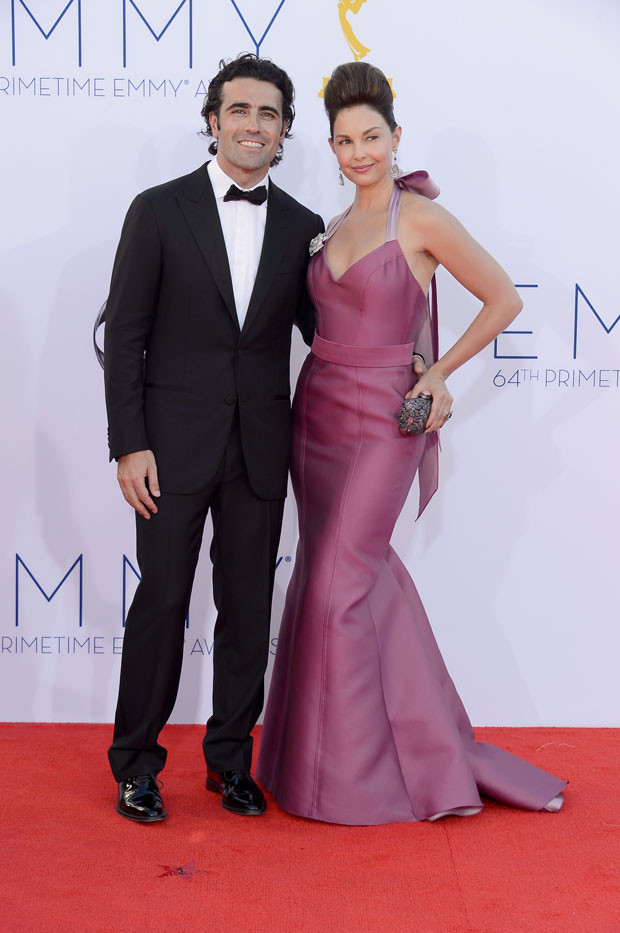 Dario Franchitti e Ashley Judd.jpg