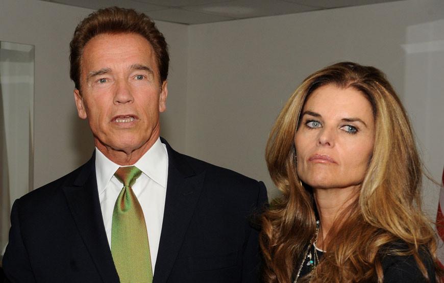 Arnold Schwarzenegger e Maria Shriver .jpg
