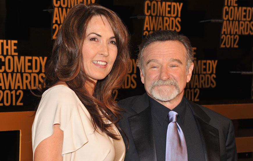 Susan Schneider e Robin Williams.jpg